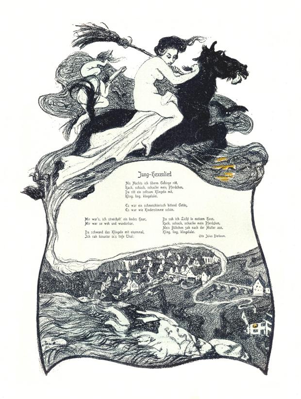 Jung-Hexenlied