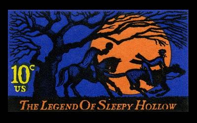 Sleepy Hollow Stamp