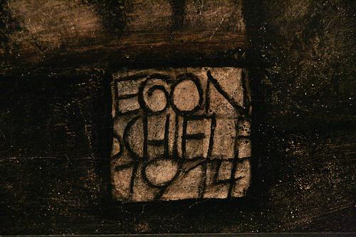 Egon Schiele Mark